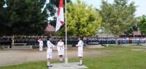 Pasukan pengibar Bendera Merah Putih