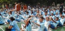 158 Orang Siswa Baru SMA Assisi Siantar, Ikuti Masa Orientasi Siswa (MOS)