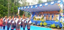 Pemberkatan dan Peresmian Gedung Sekolah SD St. Antonius Padua Tigadolok